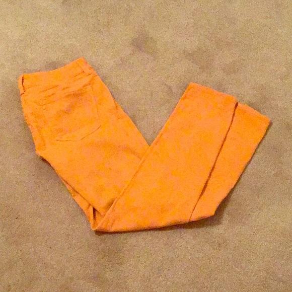 Pants - Orange Jeans